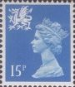 Wales Decimal Single Stamps Litho Printings S.G. Numbers